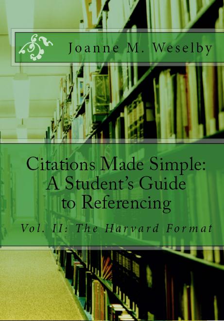 Citations Made Simple Vol II v1