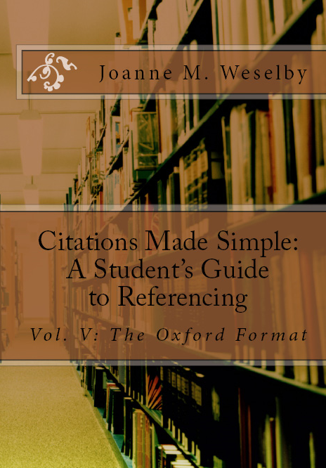 Citations Made Simple V v1